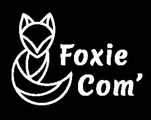 Logo Foxie Com'